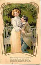 Sweetheart Be My Own Paul Finkenrath of Berlin Post Card - $7.00