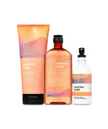Bath & Body Works Aromatherapy Sunrise Yoga Trio Set - $49.95