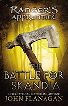 The Battle for Skandia: Book Four (Ranger's Apprentice) [Paperback] Flanagan, Jo image 3