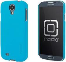 SAMSUNG GALAXY S 4 S4 INCIPIO BLUE ULTRALIGHT FEATHER CASE - $21.99