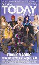 FRANK MARINO w/ DIVAS Las Vegas Cast @ TODAY in Las Vegas May 2012 - $5.95