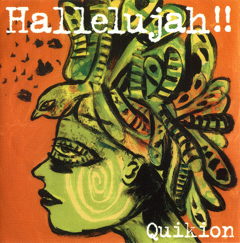 Quikion - Hallelujah!  2002 CD Japan-Parisian Gypsy Folk HTF