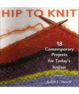 Hip to Knit Hip to Series 18 Contemporary Projects for Today - $4.50