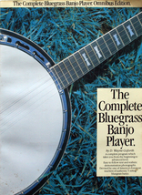 The Complete Bluegrass Banjo Player's Songbook - $6.00