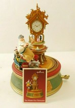 Hallmark The Merry Old Toymaker Santa Tabletop Decoration QFM4301 - $59.39