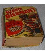 Whitman's Coach Bernie Bierman's with Brick Barton  - $19.95