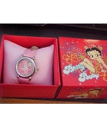 betty boop watch with box - brand new - $16.99