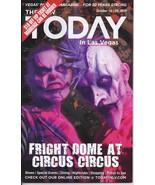 FRIGHT DOME at CIRCUS CIRCUS  @TODAY Vegas Oct  2010 - $5.95
