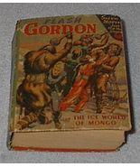 Better Little Book Flash Gordon in The Ice World of Mongo 1942 - $25.00