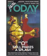"""O"" STILL MAKES A SPLASH  @TODAY Vegas Nov - Dec  2010 - $5.95"