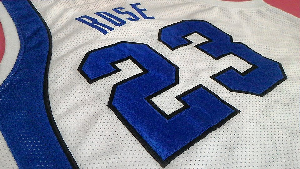 quality design 047b3 381fe Derrick Rose Memphis Tigers White College and 50 similar items