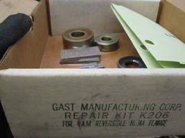 Gast K206 Manufacturing Repair Kit K206 FOR 4AM Rev Nema Flange New - $148.49