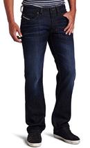 Diesel Men's Larkee Regular Straight-Leg Jeans, 0073N , Size 28X32 - $118.79