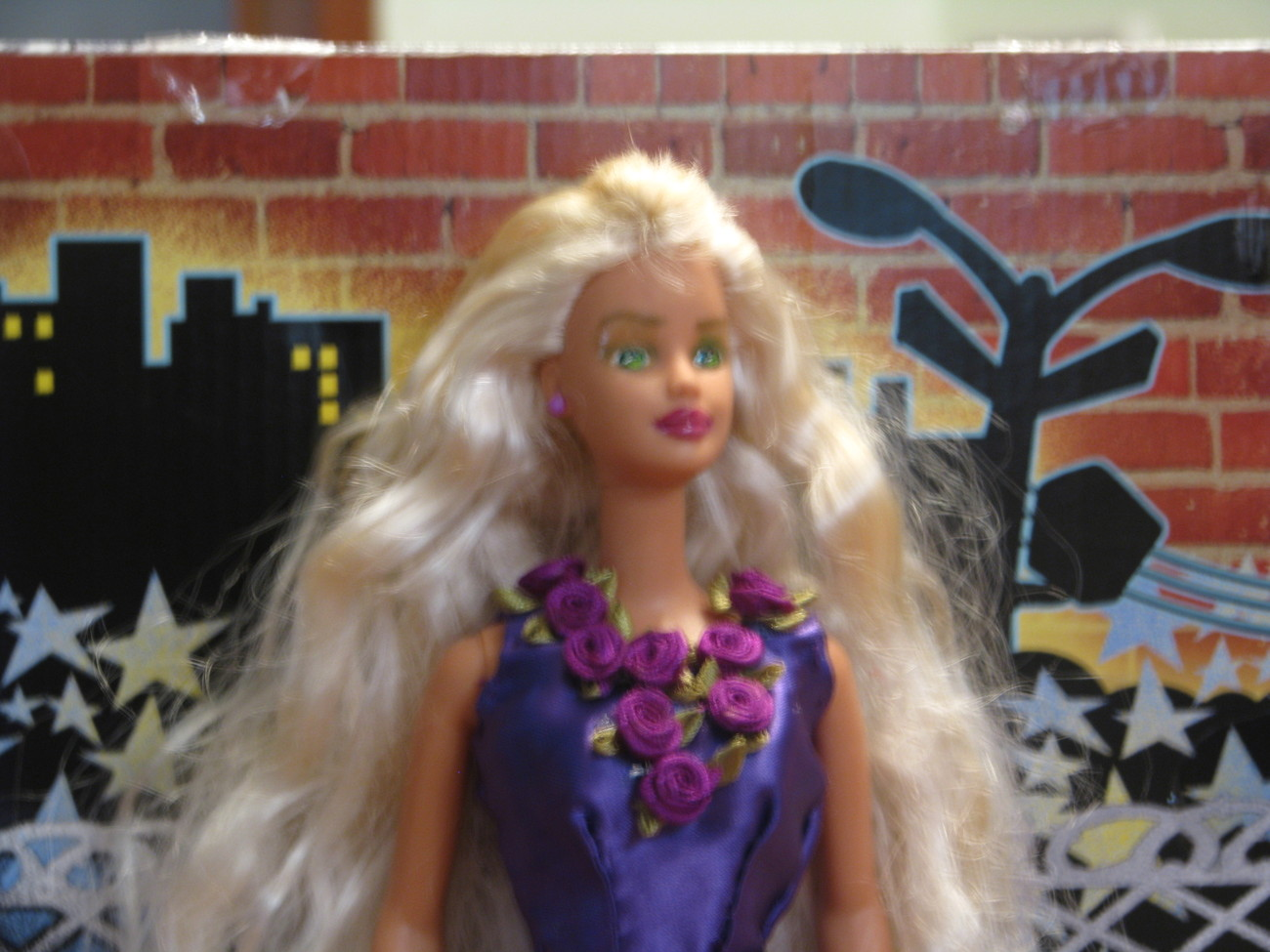 Fashion Doll Serafina OOAK Refashioned Barbie