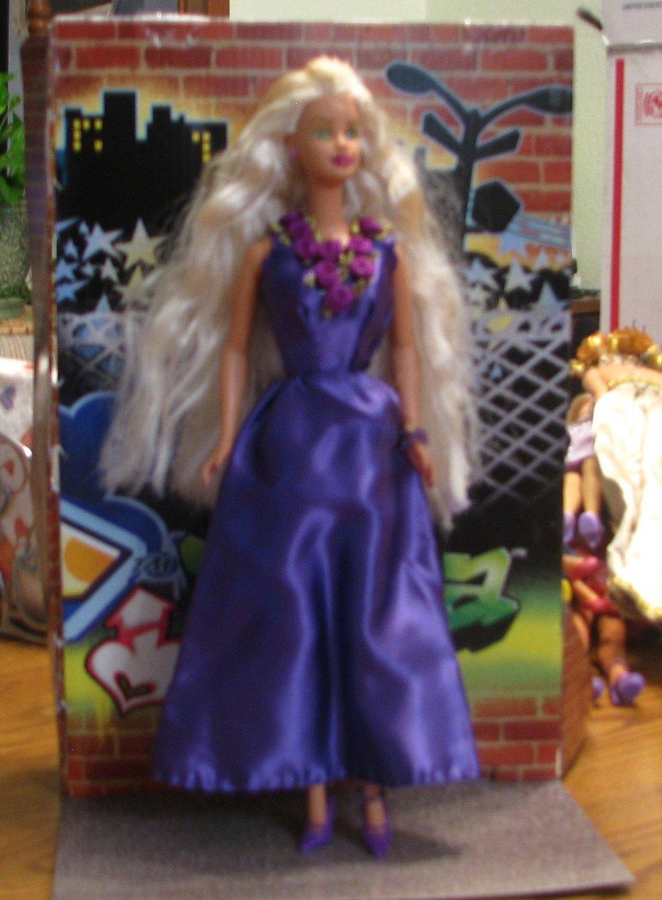 Fashion Doll Serafina OOAK Refashioned Barbie
