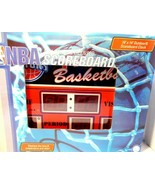 """NBA official licensed Scoreboard Outdoor Pistons NEW 19"""" x 14""""! - $0.99"""
