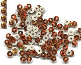 HOLOGRAM Spangles SEQUINS Hot Fix TOPAZ  3mm 1 gross - $3.74