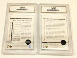 Lot of 5 Michael Jordan 1994 Upper Deck Cards ?Graded 10 Mint image 6