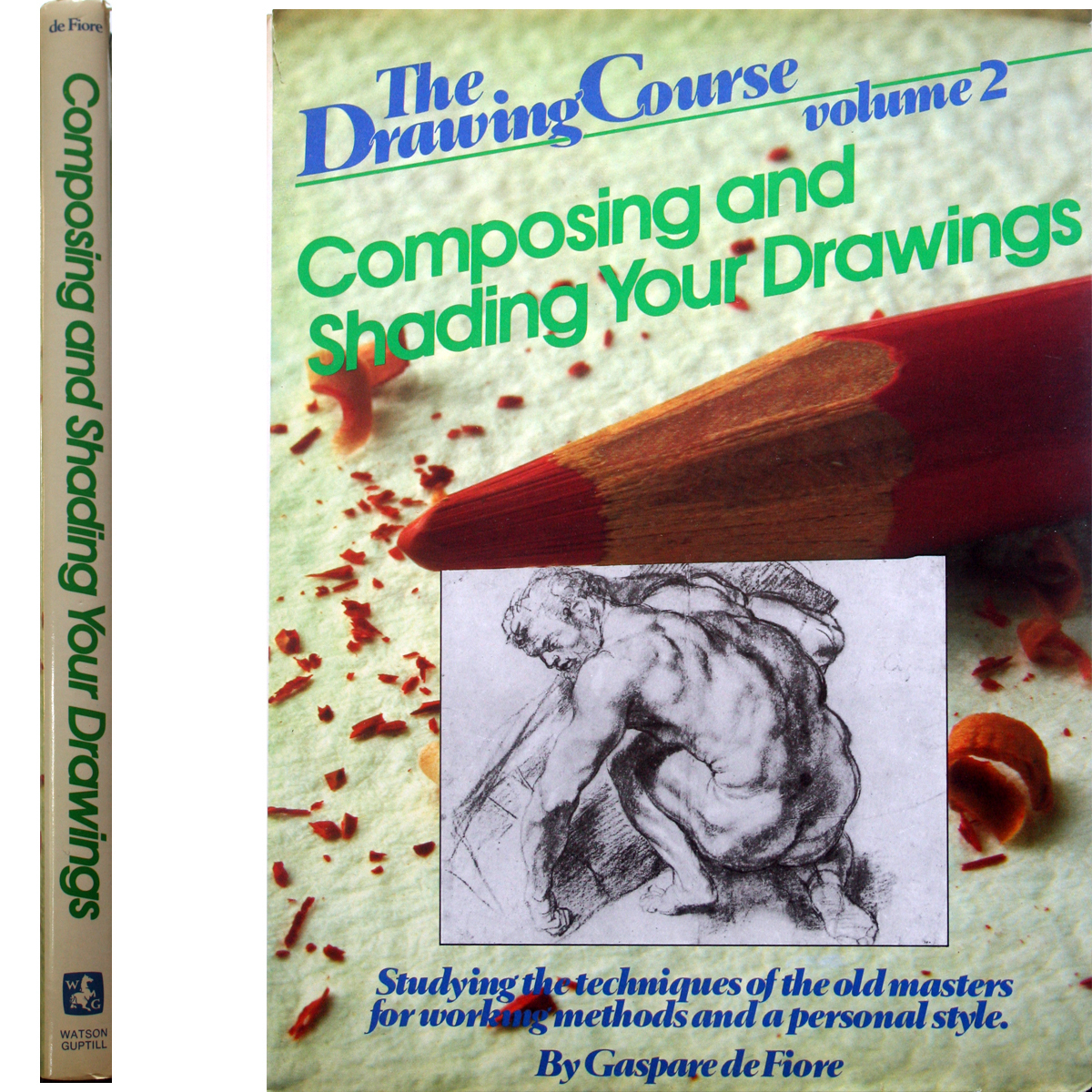 Composing & Shading Your Drawings - Gaspare de Fiore OOP!