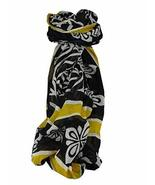 Dupatta Kihim Sarong Scarf Ochre by Pashmina & Silk - $29.19
