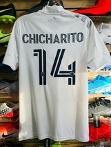 CHICHARITO 14 ADIDAS LA GALAXY 20 (25 ANNIVERSARY) STADIUM QUALITY  - $128.70+