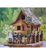 LOT of 5 GARDEN DECOR YACHT CLUB BIRDHOUSE NEW - $55.00