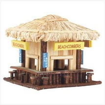 10 Beach Wood Birdhouse Birhouses Table Decor Wedding Centerpieces - $168.00