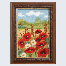 Poppy Field Tapestry starter Kit from Anchor MR922 - $32.21