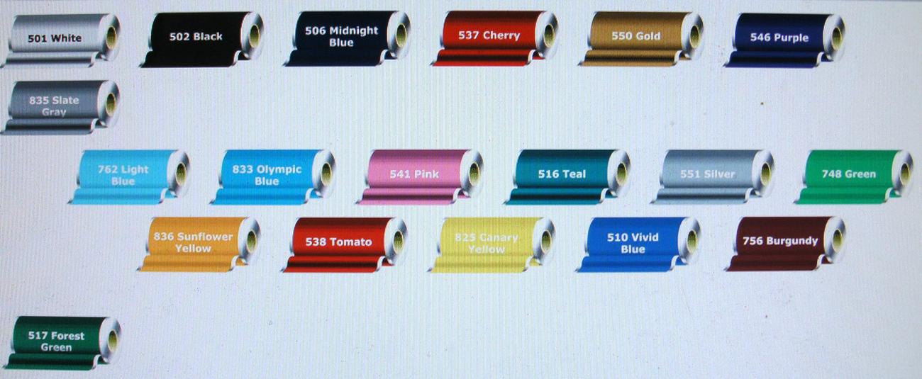 "6 PC 12"" DUAL STRIPES CAR TRUCK SEMI VEHICLE AUTO SUV"