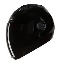 Steelbird-SBA-2-AIR Glossy Hawk Helmet With Smoke Visor And Extra Clear Visor - $118.72