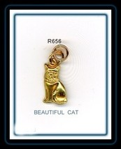 Nail Art Dangle    Cat.Charm .Jewely - $3.64
