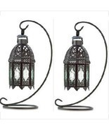 20 BLACK MOROCCAN LANTERN WEDDING PARTY CENTERPIECES  - $289.00
