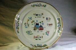 "International China Heartland Round Platter Stoneware 12"" #7774 - $8.31"