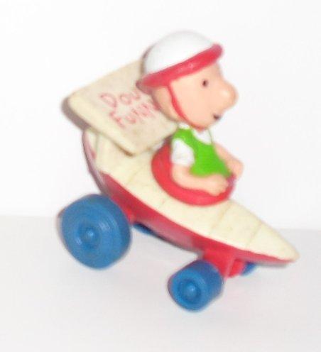 "DOUG PVC figure toy Car 2.5"""