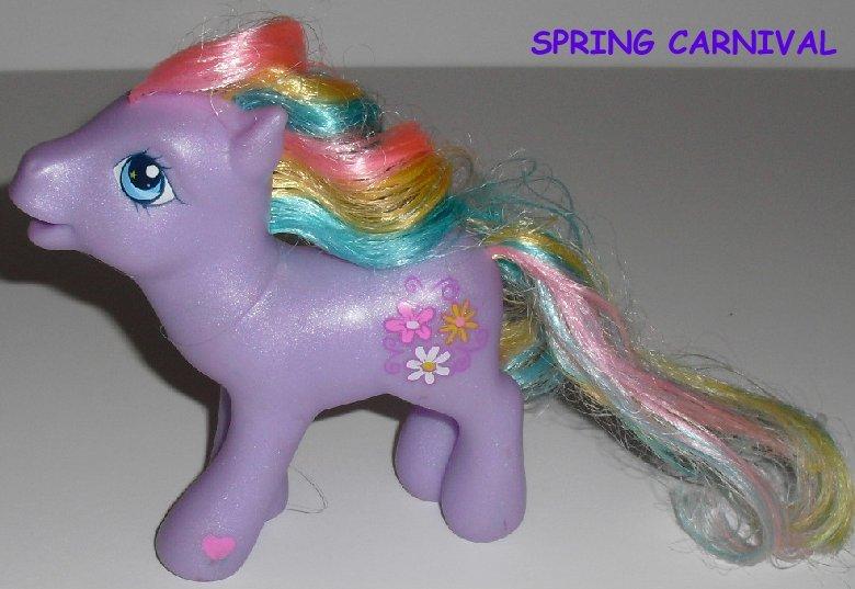G3 Hasbro My Little Pony MLP SPRING CARNIVAL