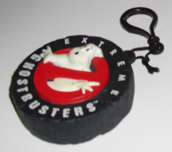 GHOSTBUSTERS Ghost clip-on coin holder 1997 Applause