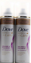 2 Dove Refresh Care Dry Shampoo Revive Hair Without Shampoo Removes Oil 5 Oz. - $19.99