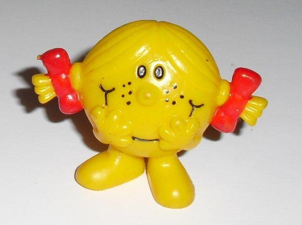 """LITTLE MISS Sunshine PVC Figure 1.5"""" ARBY'S"""