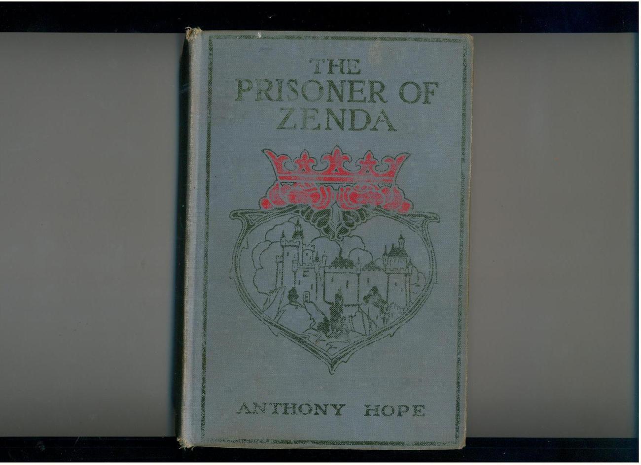 Hope - THE PRISONER OF ZENDA - vintage reprint