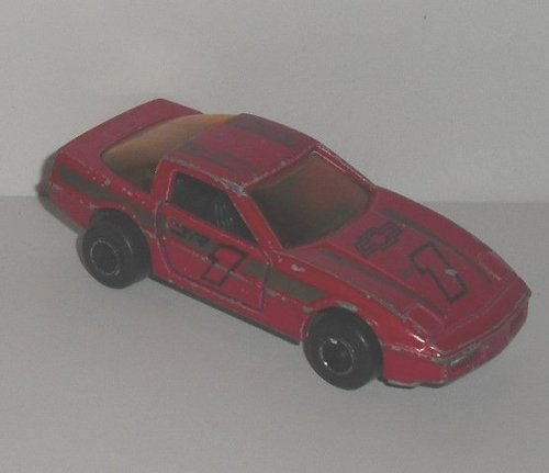 MAJORETTE 1/57 Toy Car CHEVROLET CORVETTE madein France