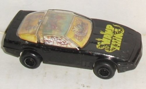 "MAJORETTE Toy Car SWAMP THING 3"" long"