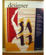 Creative Designer Magazine Vol 2 #6 June 2006 Adobe Illustrator, Photoshop - $8.09