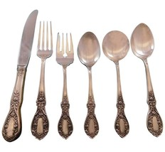 American Beauty by Manchester Sterling Silver Flatware Set for 8 Service... - $2,907.00