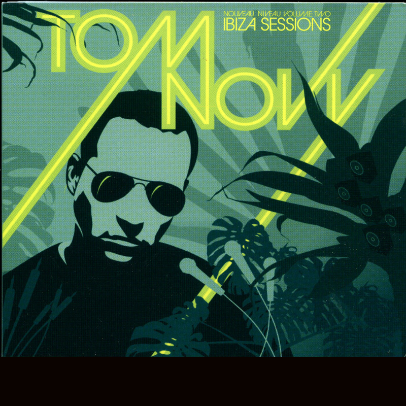 Primary image for TOM NOVY - Ibiza Sessions 2 CD  2 CD 2006 House & Chill