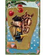 George Washingtons Kindness Vintage 1910 Post Card  - $6.00