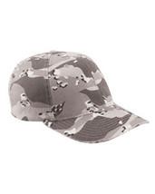 $11.75 Yupoong 6977ca Flexfit Silver camo 6 panel cotton cap Size L  /  XL - $9.00