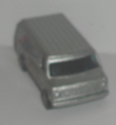Vtg CORGI JUNIORS Car US Van SUPERMAN made GT Britain
