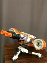 Hasbro NERF N-Strike Elite Rhino-Fire Double Barrel Rapid Fire Auto Blaster - $148.49