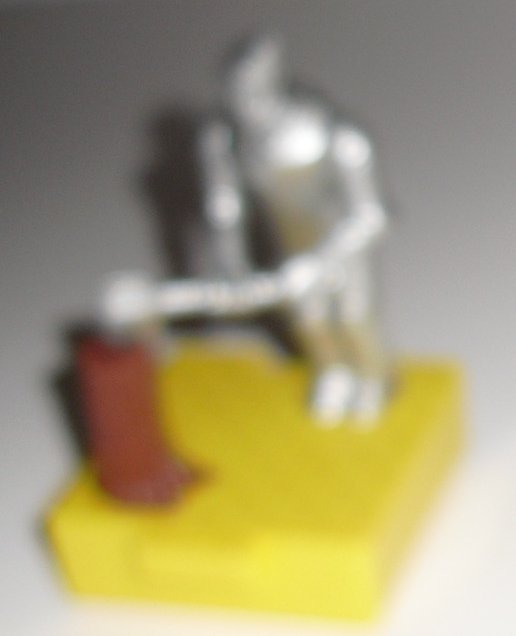 WIZARD OZ Blockbuster action figure Toy TINMAN