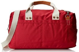 J.Fold Men's Montreal Nylon Duffel, Style N11379/05,  Red - $98.99